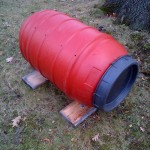 Rolling Composter