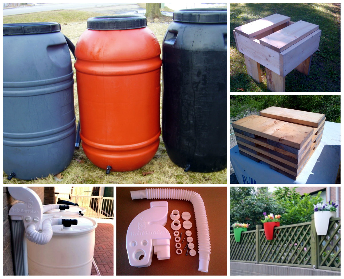rain barrels for sale