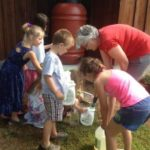 Buy Mom a Rain Barrel this Mother's Day
